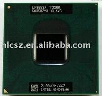 Wholesale and retail Intel Pentium Dual-Core Mobile T3200 SLAVG laptop cpu