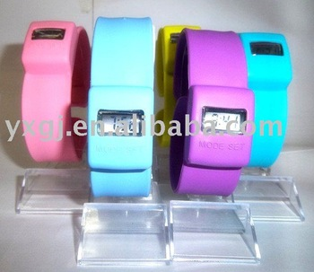 Promotional Snap Watches