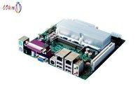 OO Ahome ITX BW27X42A Intel Atom N270,Fanless,VGA+18Bit LVDS+S_Video,12V DC,4COM,2Giga LAN,SO DIMM DDR2,Mini ITX Motherboard,POS
