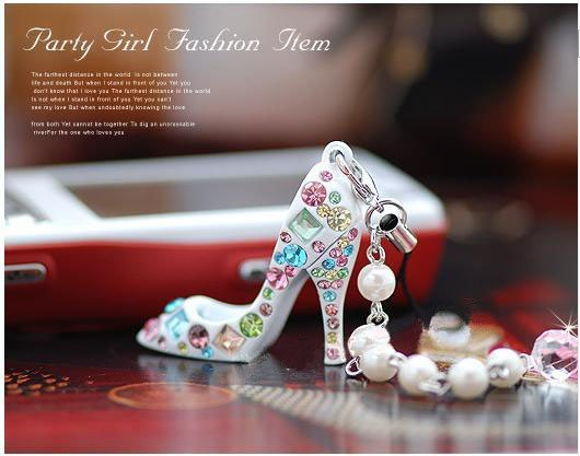 Free shipping+Fashion jewellery/High heel shoe keychain Key Chain/fashion jewelry low price retail&wholesale(China (Mainland))