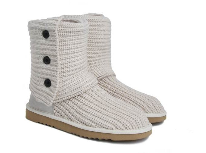 Free shipping white brand snow shoes, crochet australia snow boots, tall canister boots warm lady shoes(China (Mainland))