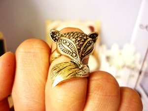 Wholesale - Retro Fashion Bronze Costume Rings jewelry 20pcs/lot(China (Mainland))