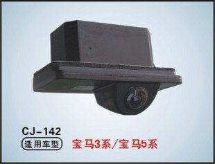 Free shipping Car Rearview Camera Special For BMW 3 AND 5 SERIES(China (Mainland))
