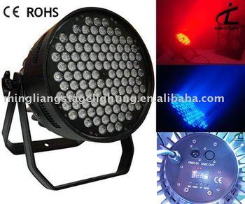 high power led par light disco light 108--1W RGBW