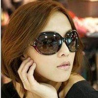 Loss Promotions 6 fold 2011 Hot Genuine Female Sunglasses UV Retro glasses Trend - Taobao Mall