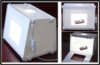 Mini Photo Studio Photography Light Box Photo Box MK30 For Network (EBAY) seller,Free Shipping, 310*225*230mm
