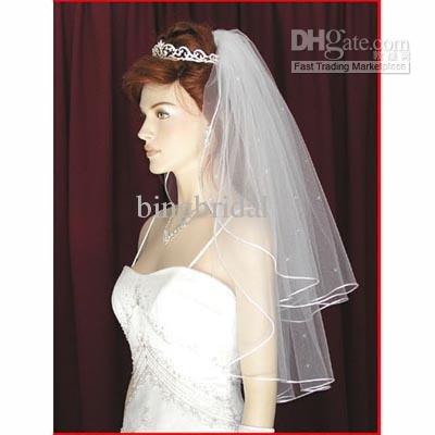 Wedding Veils  Accessories on Wedding Veil Bridal Accessories Veil With Comb Wedding Dress For Bride