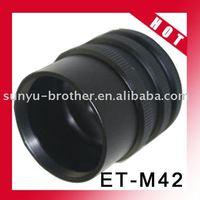 Macro Extension 3 Ring Tube for M42 Mount Camera Lens