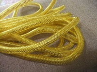 polyester tube(Golden polyester+ golden thread,Diameter 0.8cm, 30yards/piece)