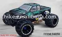 1:5 scale 30cc 2WD gas-powered RC Truck RTR