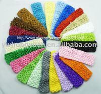 Crochet headband waffle headband for baby 1.5inch Free shipping