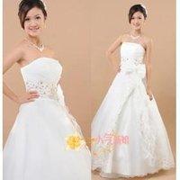 2010 Korean version of the new Bra-kind wedding dresses princess wedding dress