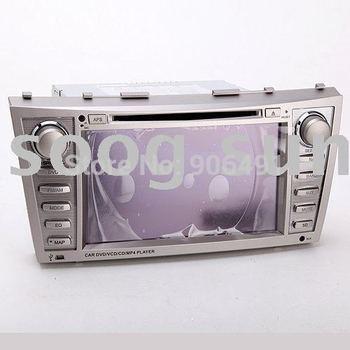 "8"" Car DVD Player GPS Navi Bluetooth Toyota Camry 2008"