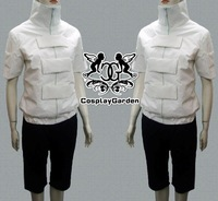 Wholesale Free Shipping Hot Selling low price Cosplay Costume C0117 Naruto Neji Boy