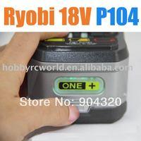 1 X RYOBI 18V P104 Li-Lon ONE+ Battery Cordless Powerful