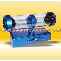 Wholesale, Free Shipping Seven 7 Color LED light Tube Speaker Sound Box