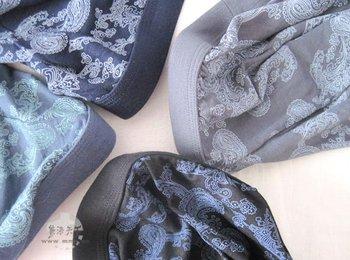 Envío gratis 15 pc/lot de bambú ropa interior de tela