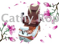 Newest Model kZM-S123-4 Manicure Foot Spa Massage Chair with MP3 music,electric massage controller