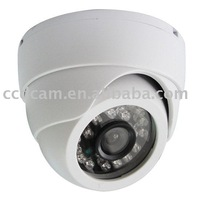 EC-D3271IR 24 pieces IR-LED  Plastic dome camera SONY ccd