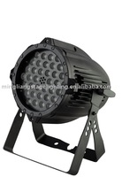 36pcs 3W led par light,led par can,led par fixture,led par 64,led color changer with free shipping (CL-001A)