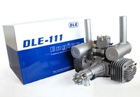 Free shipping new DLE111 100CC gasoline engine,gas enginge gasoline engine for RC airplane