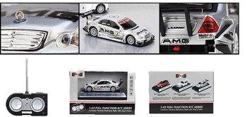 Free shipping 1:43 Mercedes AMG simulation remote model car/remote car model