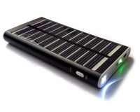 free shipping Solar Power Charger light For Mobile Phone Camera PDA MP3 MP4