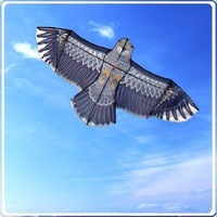 1.8 meters wide and small steel eagle kite