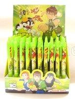 New 200 PCS BEN 10 Cartoon Ball point pen Stationery 4 boxes