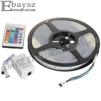 Strip Light RGB 5m SMD 150x5050 waterproof LED Strip Light Strip DC 12V DZ-041