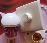 free shipping 6w high power led dimmable bulb/LED dimmerable spot lamp