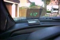 Free Shipping, Head Up Display (HUD) Parking Sensor System LF-HUD