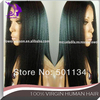 Guaranteed 100% human hair,never shedding,tangle free,all hand tied wig, free shipping lace wig