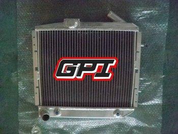 50mm aluminum radiator Renault 5 GT Turbo w/oil cooler