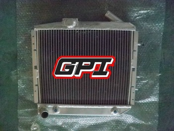 85-91 alloy aluminum radiator Renault R 5 GT Turbo MT