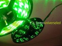 green led stripe,Wateproof Flexible 150*SMD 5050 5M 25meter per lot  free shipping!