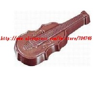 10pcs [sd2021 Violin ] Mould Jelly mold , transparent hard material