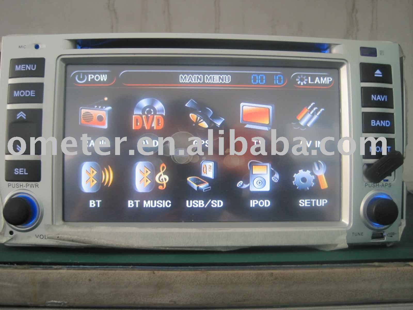 Hot Special Car DVD Navigation For Hyundai Santa Fe(Hong Kong)