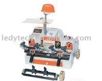 High quality Model 100B 100-B car key cutting machine cutter & key copy cloning machine, slot milling machine 60% free shipping