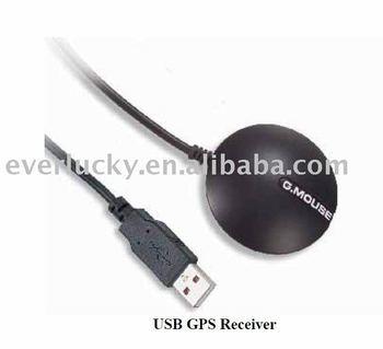 hot selling + freeshipping +Globalsat BU-353 USB GPS Receiver SIRF III