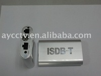 Car ISDB-T Set Top Box with MPEG4 Decode