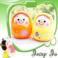 55pcs/Lot New Smile Baby Toy Mini Coin Bank Money Box Money Pot