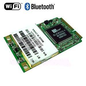 wholesale 54M Wireless Mini PCI-E Lan Network Card WiFi+Bluetooth 2in1