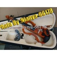 Solid wood electronic violin special promotions to send a special headset