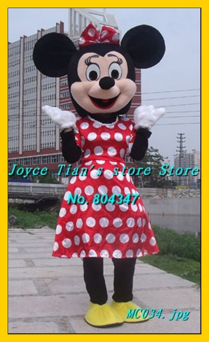 Minnie Mouse Costume Cheap Dot Minnie Mouse Costumes