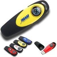 Custom Compass USB Flash Drive,Flash Memory - Free Shipping