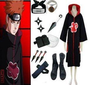 Anime Naruto Cosplay - Apparel Naruto