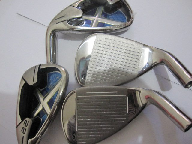 Free Shipping Brand Golf X-22 Irons golf iron sets golf clubs golf products(China (Mainland))
