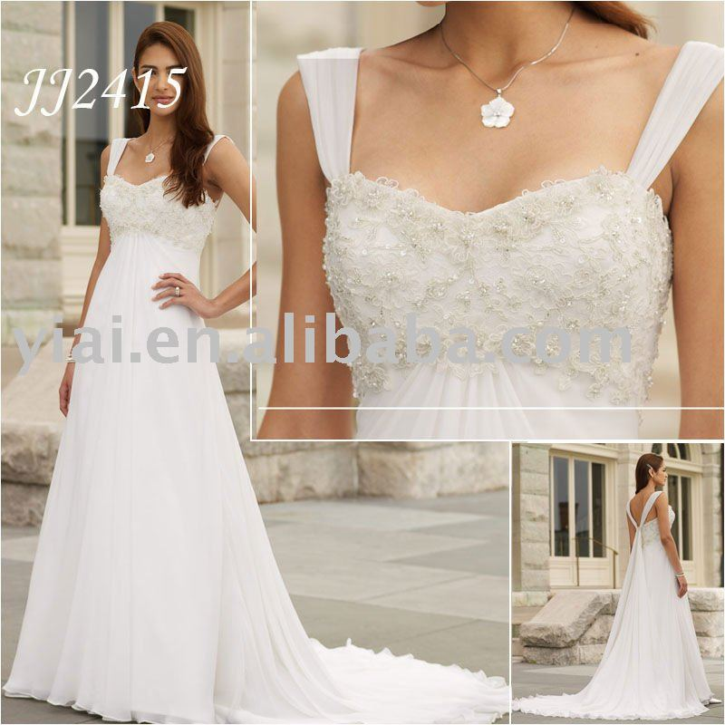 2011 new style high quality free shipping beaded summer ball gown bridal wedding gown 2011 JJ2415(China (Mainland))