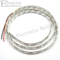 Free Shipping LED Bar 5050 Waterproof RED Color LED Strip 60led/M